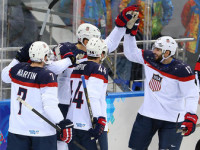 Sochi Olympics 2014: U.S. hockey team beats Czech Republic, 5-2, to advance to the semifinals
