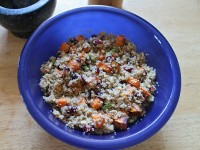 Sweet Potato and Quinoa Salad by Nathan Lambshead