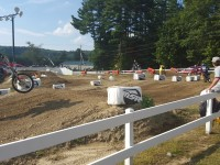 Race Day In Winchester New Hampshire