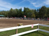 Race Day Winchester New Hampshire