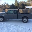 2004 Ford Ranger XLT extra cab